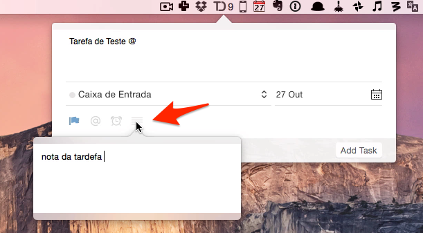 Captura Todoist