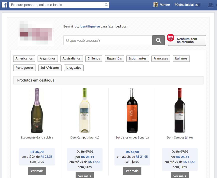 loja-facebook