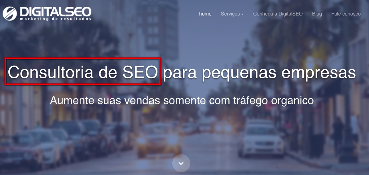 site da agencia digitalseo